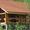 Срубовой дом на берегу Волги......... #903623