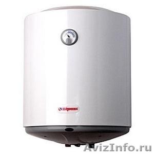 Установка монтаж и подключение водонагревателя, установка накопительного водонаг - Изображение #1, Объявление #354761
