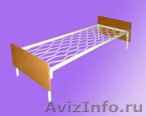 Кровати для рабочих, кровати двухъярусные для строителей, металлические кровати - Изображение #4, Объявление #897937
