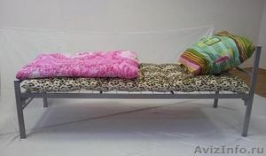 Армейские металлические кровати, двухъярусные кровати для детских лагерей - Изображение #3, Объявление #1478854