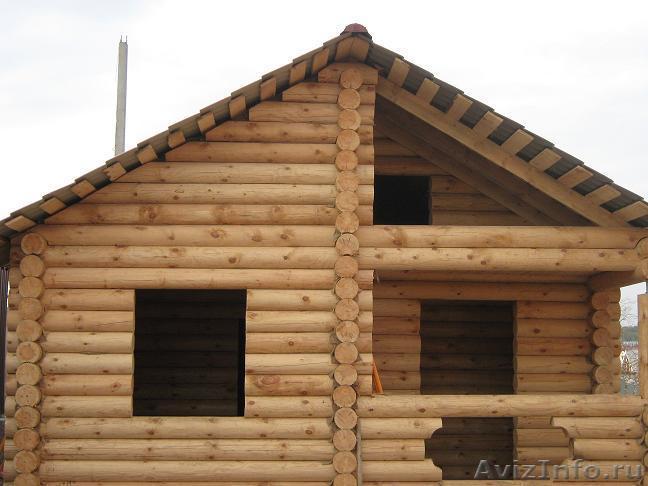 Строительство срубовых домов бань в