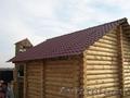 Деревянные срубовые дома, бани, беседки.Строительство срубовых домов, бань в Самаре