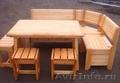 Оснащение бань и саун деревянной мебелью