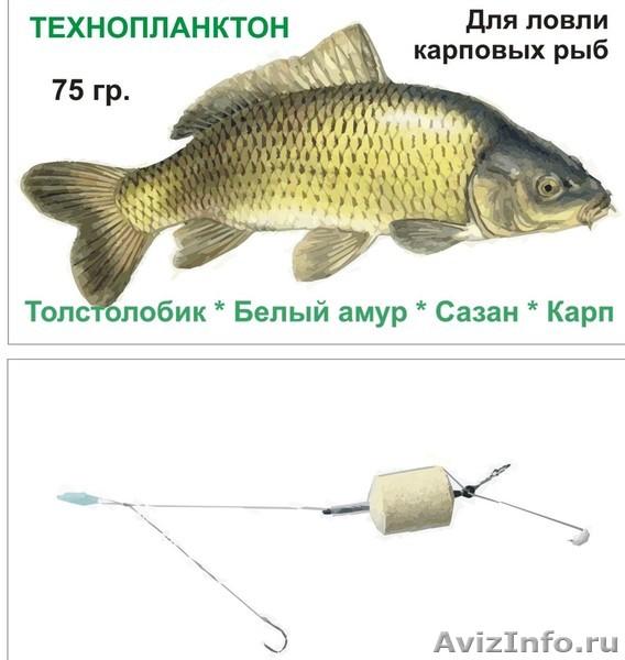 ловля технопланктоном