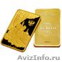 коллекционные золотые слитки