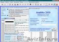 Analitika 2009 - Бесплатное ПО для автоматизации учета в торговой организации