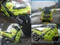 Аварийный продаю мотоцикл Kawasaki  ZZR 1100