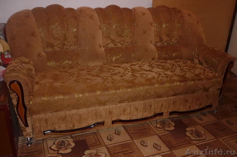 Продается диван и 2 кресла, Объявление #463280