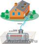 Автономное газоснабжение предприятий,  домов и коттеджных поселков