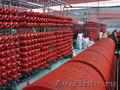 Китайский завод производит оборудование для производства овощных сеток, основые м