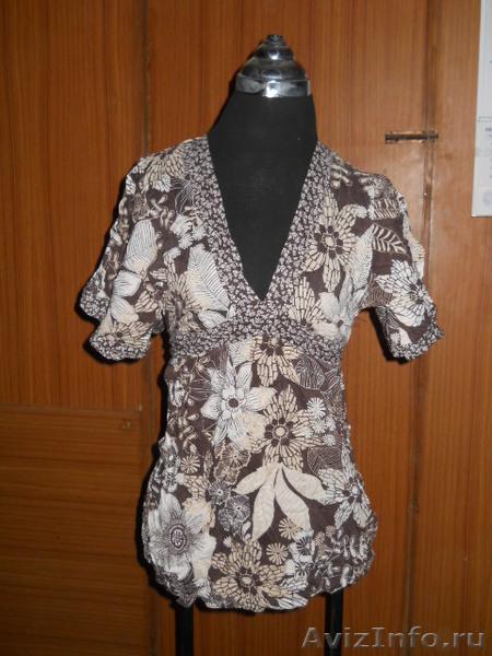 Женские блузки летние в Волгограде