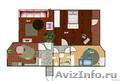 3 квартира квартира в ЖК Париж 115 кв.м.
