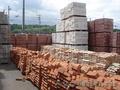 Блоки керамзито-бетонные ( полнотелые,  щелевые ).