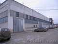 Производственно-складское помещение 833 кв.м