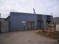 Продаю теплый склад  941 кв.метров на территории базы.