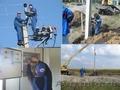 Обслуживание сетей электроснабжения.Электромонтаж
