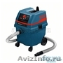 Oдноразовые синтетические мешки пылecборники для пылесосa Bosch GAS 25 (5 шт.)