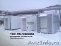 Блок-контейнеры технологические для оборудования цифрового телевидения