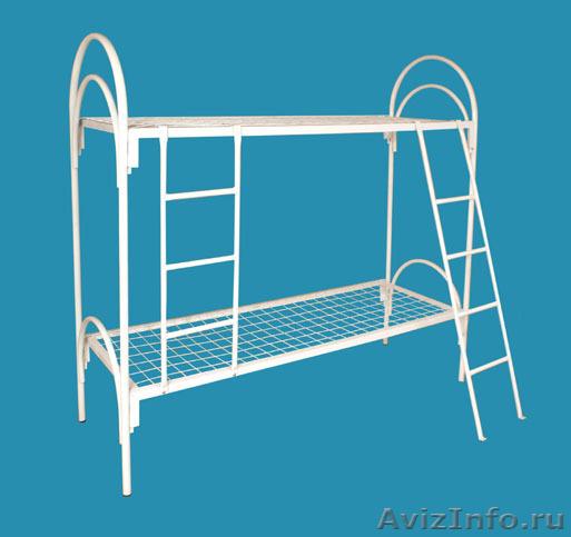 Армейские металлические кровати, двухъярусные кровати для детских лагерей, Объявление #1478854