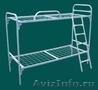 Металлические кровати для общежитий, кровати металлические для интернатов. - Изображение #4, Объявление #1479836
