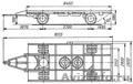 Прицеп кунг КП-10 низкорамный  - Изображение #2, Объявление #1617027