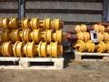 натяжные и ведущие колеса, катки для бульдозера ЧТЗ Уралтрак Т-130,  Т-170,  Б-10