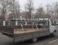 Грузоперевозки на открытых бортовых газелях 6 метров усиленная катюша до 2000кг